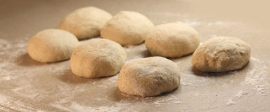dough Foto de Stock