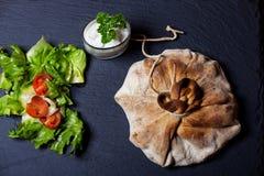 Dough bag Stock Image