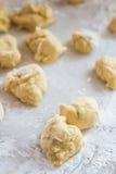 Dough for Baklava Stock Image