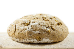 Dough for bread Royalty Free Stock Image
