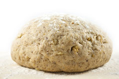 Dough for bread Royalty Free Stock Images
