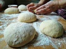 Dough Stock Photography