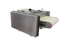 Dough forming machine Royalty Free Stock Photography