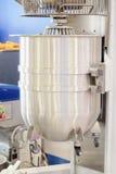 Dough mixer in bakery Stock Images