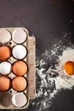 Dough Preparation Stock Photography