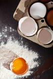 Dough Preparation Stock Images