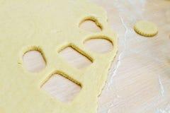 Dough Stock Image