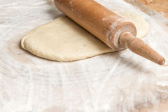Dough roller Royalty Free Stock Image