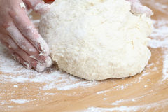 Dough Royalty Free Stock Image