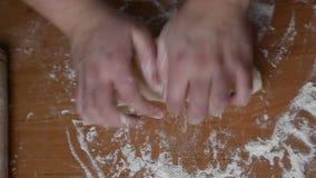 Dough stock video footage