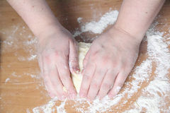 Dough Royalty Free Stock Photography