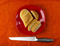 Sliced whole wheat breads  Stock Photo