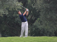 Dougherty, Volvo Masters, Valderrama, 2005 Royalty Free Stock Images
