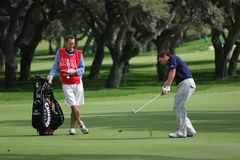 Dougherty, Volvo Masters, Valderrama, 2005 Stock Photo