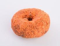 Doughnut ή γλυκαμένος μηλίτης Donuts της Apple σε ένα υπόβαθρο Στοκ φωτογραφία με δικαίωμα ελεύθερης χρήσης