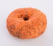 Doughnut ή γλυκαμένος μηλίτης Donuts της Apple σε ένα υπόβαθρο Στοκ Φωτογραφίες