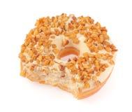 Doughnut αμυγδάλων Στοκ εικόνα με δικαίωμα ελεύθερης χρήσης