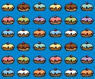 Doughnut Διανυσματικό σχέδιο απεικόνιση αποθεμάτων