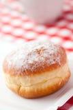 doughnut ζάχαρη sweer Στοκ Φωτογραφία