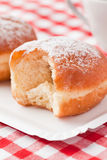 doughnut ζάχαρη sweer Στοκ φωτογραφίες με δικαίωμα ελεύθερης χρήσης