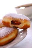 doughnut καφέ Στοκ Φωτογραφίες