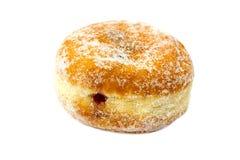 Doughnut μαρμελάδας Στοκ φωτογραφίες με δικαίωμα ελεύθερης χρήσης