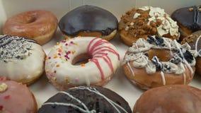 Doughnut που λαμβάνεται από το κιβώτιο φιλμ μικρού μήκους
