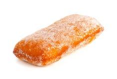 Doughnut στην κονιοποιημένη ζάχαρη Στοκ φωτογραφίες με δικαίωμα ελεύθερης χρήσης
