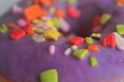 Doughnut ταπετσαρία Στοκ φωτογραφία με δικαίωμα ελεύθερης χρήσης