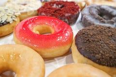 Doughnut ή doughnut Στοκ εικόνα με δικαίωμα ελεύθερης χρήσης