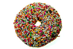 doughnut 2 Στοκ φωτογραφία με δικαίωμα ελεύθερης χρήσης