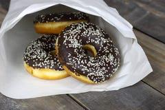 Doughnut_02 Lizenzfreie Stockfotografie