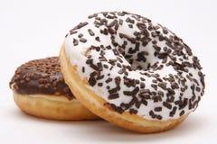 Doughnut. Very tasty and sweet doughnuts royalty free stock image