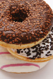 Doughnut. Very sweet and tasty doughnuts stock image