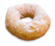 Doughnut. Isolated on white background Royalty Free Stock Image