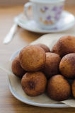 Doughnut balls Royalty Free Stock Photography