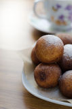Doughnut balls Stock Photos