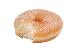 Doughnut bite Stock Photo