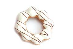 Geïsoleerden doughnut Stock Fotografie