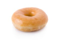 Doughnut or donut Stock Photo