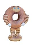 Doughnut Model Royalty Free Stock Photography