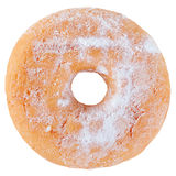 Doughnut powdered sugar Royalty Free Stock Image