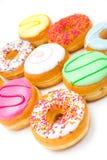 Doughnutbuffet Stock Afbeeldingen
