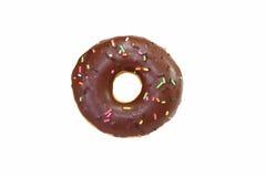Doughnutchocolade Royalty-vrije Stock Fotografie