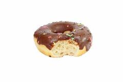 Doughnutchocolade Stock Afbeeldingen