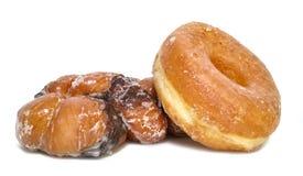 Doughnutgebakjes royalty-vrije stock fotografie