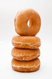 doughnuts ομάδα Στοκ Φωτογραφίες