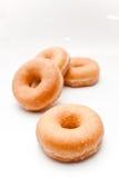 doughnuts ομάδα Στοκ φωτογραφία με δικαίωμα ελεύθερης χρήσης