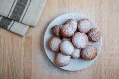 Doughnuts τυριών στάρπης Στοκ Φωτογραφίες