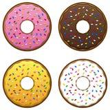 Doughnuts Royalty-vrije Stock Foto's